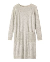 Toast | Brown Donegal Wool Dress | Lyst