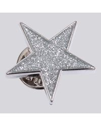 Agnes B. - Multicolor Sparkling Pin's Estrella - Lyst
