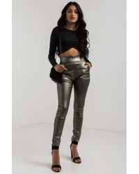Akira | Black Find Another You Booty Leggings | Lyst