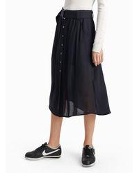 A.L.C. - Blue Divya Skirt - Lyst