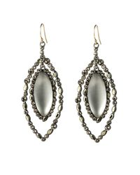 Alexis Bittar | Gray Neo Bohemian Orbiting Earring You Might Also Like | Lyst