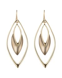 Alexis Bittar - Gray Orbiting Wire Earring You Might Also Like - Lyst