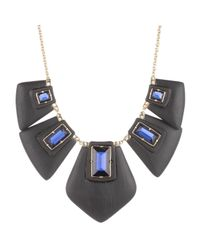 Alexis Bittar - Black Articulating Bib Necklace You Might Also Like - Lyst