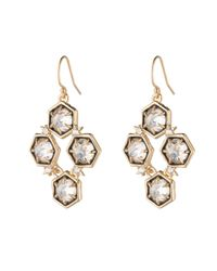 Alexis Bittar | Metallic Mosaic Wire Accented Enamel Earring You Might Also Like | Lyst