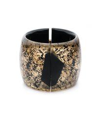 Alexis Bittar | Natural Matte Black Molten Hinge Bracelet You Might Also Like | Lyst