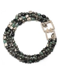 Alexis Bittar | Green Statement Beaded Torsade Necklace You Might Also Like | Lyst
