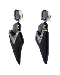 Alexis Bittar | Black Abstract Thorn Clip Earring You Might Also Like | Lyst
