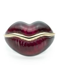 Alexis Bittar | Multicolor Pucker Up Cocktail Ring You Might Also Like | Lyst
