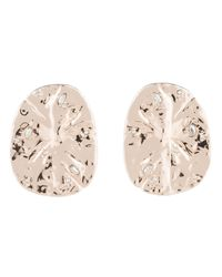 Alexis Bittar - Multicolor Encrusted Rocky Disk Clip Earring You Might Also Like - Lyst