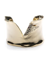 Alexis Bittar | Metallic Liquid Gold Torn Cuff You Might Also Like | Lyst