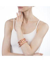 Alexis Bittar - Skinny Tapered Bangle Bracelet - Lyst