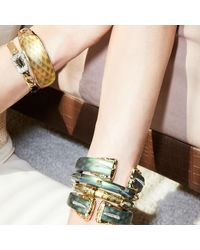 Alexis Bittar - Multicolor Skinny Buckle Hinge Bracelet You Might Also Like - Lyst