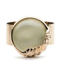 Alexis Bittar - Metallic Sculptural Sphere Hinge Bracelet You Might Also Like - Lyst