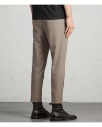 AllSaints - Multicolor Tallis Trouser for Men - Lyst