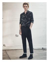 AllSaints - Multicolor Moreland Shirt for Men - Lyst