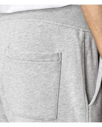 AllSaints - Gray Wilde Sweatpant for Men - Lyst