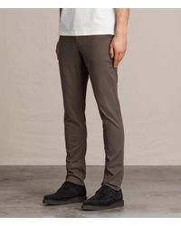 AllSaints - Multicolor Park Chino for Men - Lyst