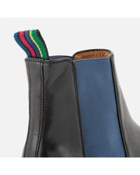 PS by Paul Smith - Black Men's Gerald Leather Chelsea Boots for Men - Lyst