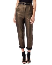 Alternative Apparel - Brown Fifth Label Rather Be Pants - Lyst