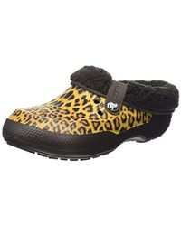 e46c53ebd1dfc Lyst - Crocs™ Unisex Classic Blitzen Ii Animal Mule for Men
