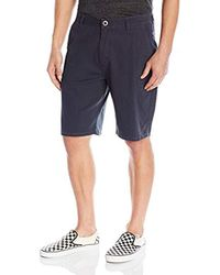 Rip Curl Blue Epic Stretch Chino for men