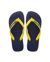 Havaianas - Multicolor Brazil Flip Flop - Lyst