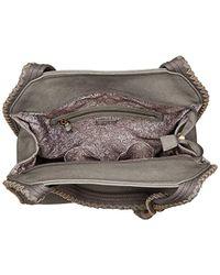 Steven by Steve Madden - Gray Korey Shoulder Handbag - Lyst