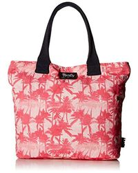 Superdry - Pink Summer Time Tote Backpack - Lyst