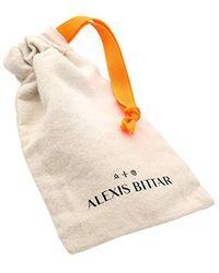 Alexis Bittar - Multicolor Tapered Bangle Bracelet - Lyst