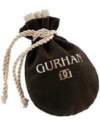 "Gurhan - Metallic ""lentil"" 24k Gold Stud Earrings - Lyst"