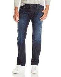 DIESEL Blue Zatiny Slim Micro-bootcut Jean N73 L 30 for men