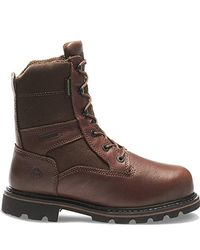 ab01878ca4d Lyst - Wolverine W03511 Novack 8-inch Work Boot in Brown for Men