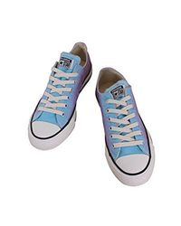 Converse - Blue Chuck Taylor All Star Core Ox - Lyst
