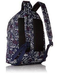 Lacoste - Blue Neocroc Fantasy Backpack for Men - Lyst