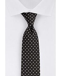 Tommy Hilfiger - Black Ties for Men - Lyst
