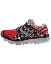 Yves Salomon - Multicolor Xr Mission Running Shoe for Men - Lyst