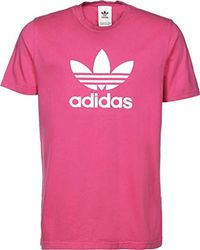 6fb2c81213c1 Adidas - Pink Trefoil T-Shirt
