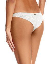 Roxy - Multicolor Drop Diamond Mini Bikini Bottom - Lyst