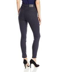 Joe's Jeans - Blue Wasteland High Rise Skinny Ankle - Lyst