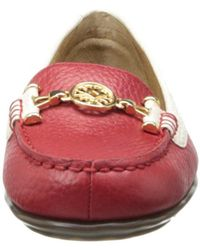 Aerosoles - Red Nuwlywed Slip-on Loafer - Lyst