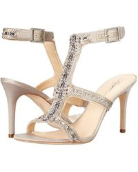 Imagine Vince Camuto Natural Vince Camuto Im-price Dress Sandal