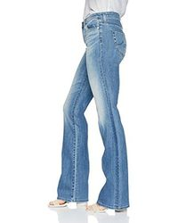 AG Jeans - Blue The Angel Bootcut Jean - Lyst