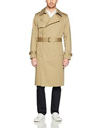 Theory - Natural Trench Jacket for Men - Lyst