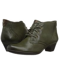 Cobb Hill - Green Rockport Aria-ch Boot - Lyst