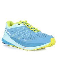 Yves Salomon - Blue Sense Pulse W Running Shoe - Lyst