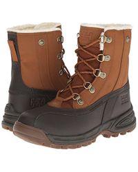 Helly Hansen - Brown Gandberg Cold Weather Boot - Lyst