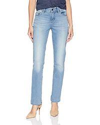 0d5c53990acc17 Lyst - Lee Jeans Plus-size Flex Motion Regular Fit Straight Leg Jean ...