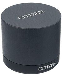 Citizen - Metallic ' Quartz Titanium Casual Watch, Color Silver-toned (model: Ew2410-54l) - Lyst