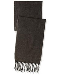 Perry Ellis - Black Reversible Jacquard Scarf for Men - Lyst