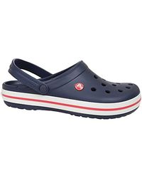 Crocs™ - Blue Unisex Crocband Clog for Men - Lyst